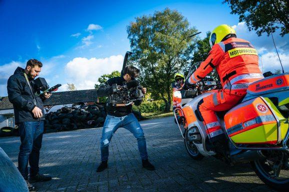 #Motorradstaffel – Johanniter