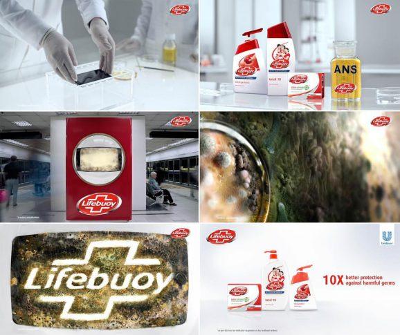 Unilever TVC