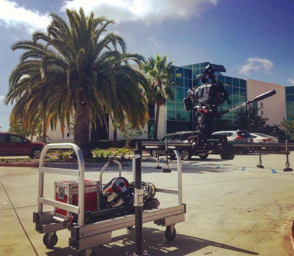 Dreharbeiten – Oceanside (USA)