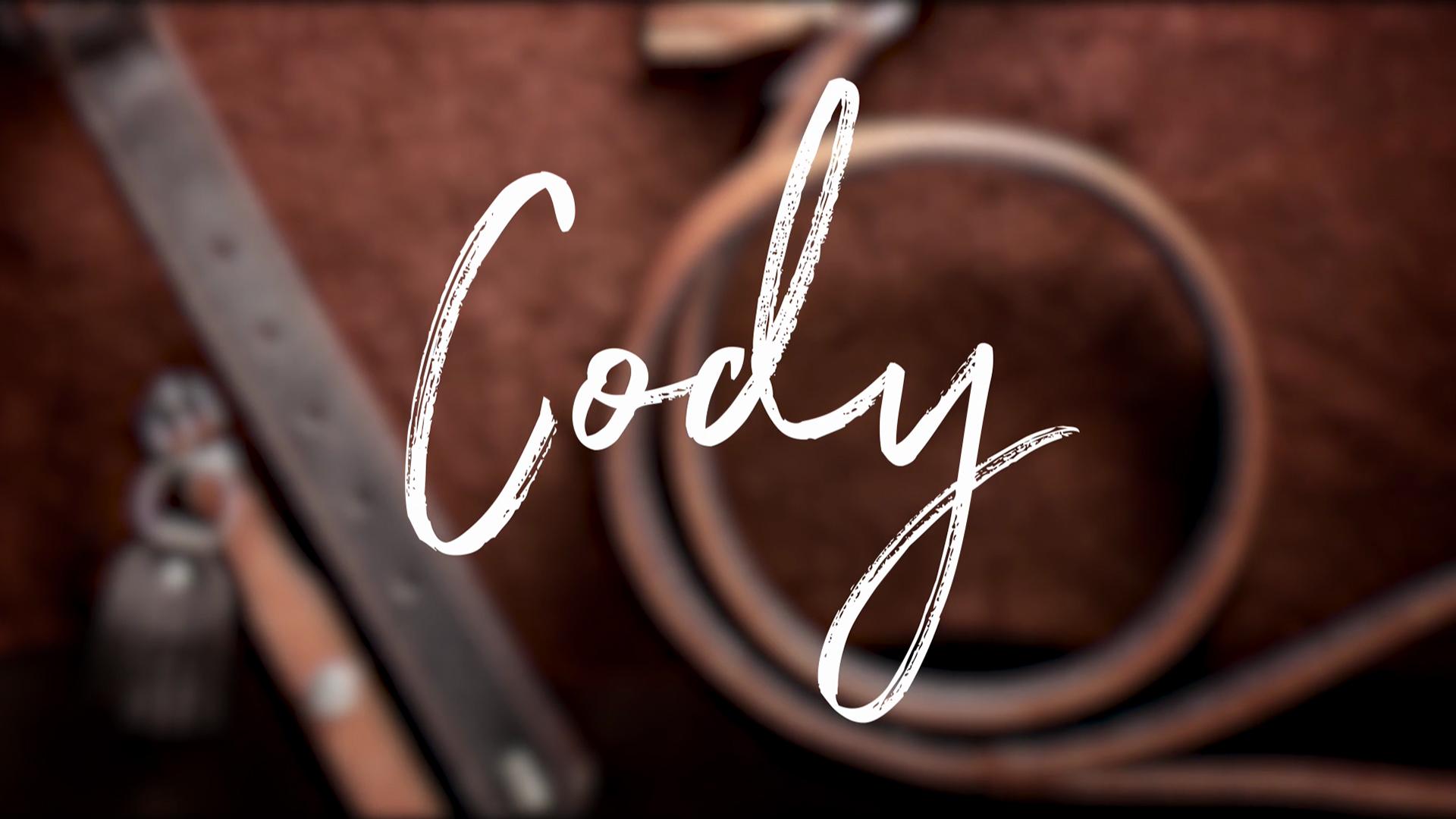 HUNTER – Cody