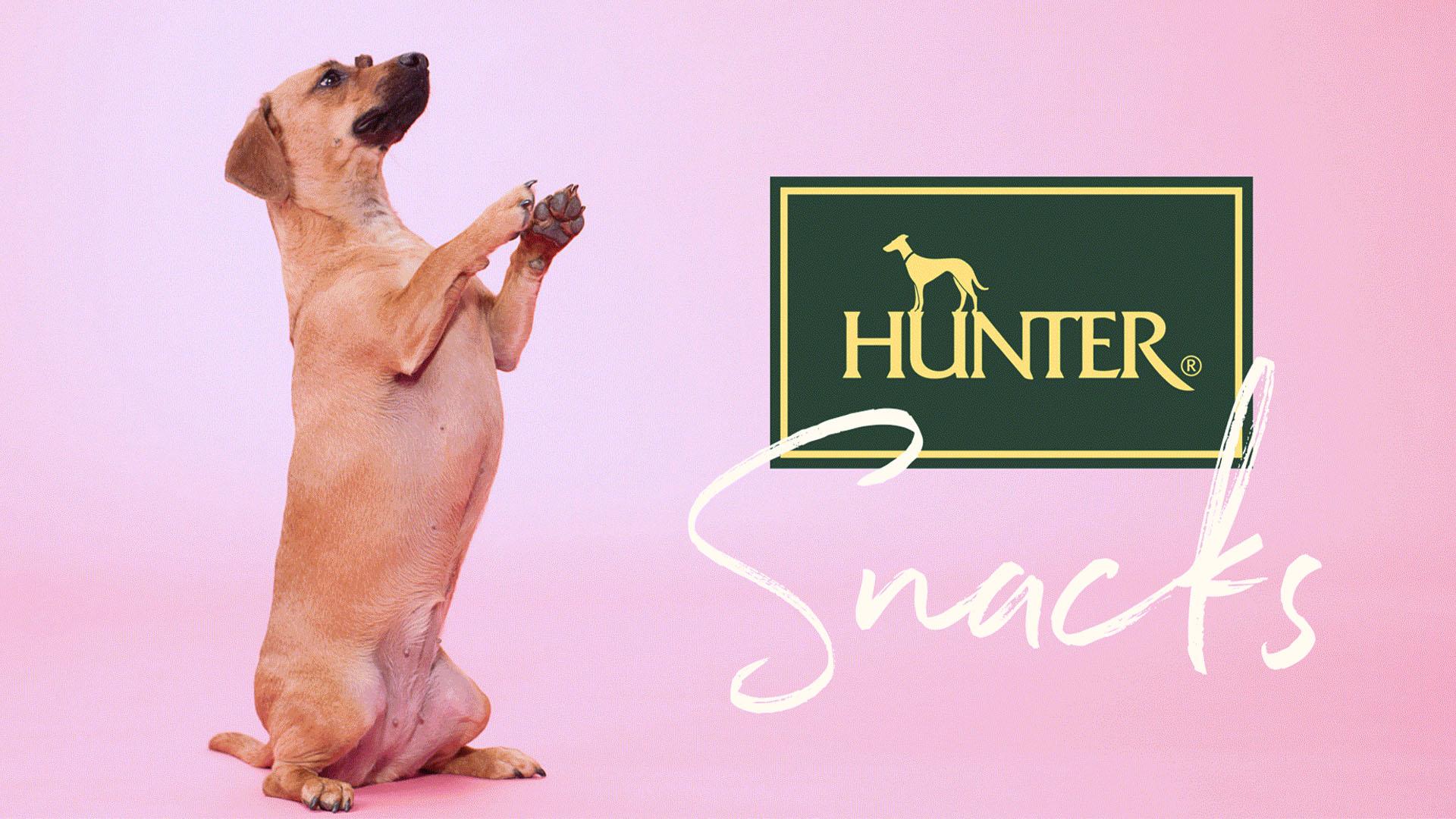HUNTER – Snacks